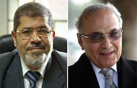 Egiptas turi sužinoti prezidento rinkimų laimėtoją