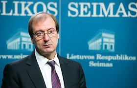 Коалиция затрещала: В. Успасских уже не знает, поддержит ли его фракция программу нового правительства, если в нем нет его министров