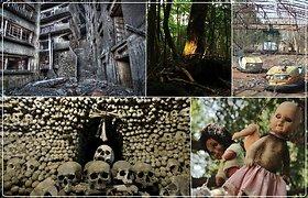 7 keisčiausios ir šiurpiausios vietos pasaulyje
