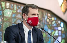 """G.Paluckas: """"Socialdemokratai, panašu, lieka opozicijoje su savo tvirta rinkimine programa"""""""