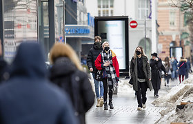 Ekstremalių situacijų komisija aptars tolesnius pandemijos valdymo veiksmus