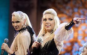 """Ilgakojės """"Pop Ladies"""" daina pasveikino šokių projekto dalyvius"""