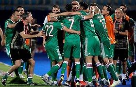 Afrikos futbolo čempionatas: Alžyras pateko į aštuntfinalį