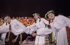 Dainų šventės Lietuvoje