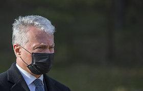 """G.Nausėda iš EVT susitikimo: apie sankcijas Rusijai, """"Černobylio"""" serialą bei atskirties mažinimą Europoje"""