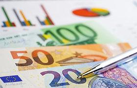 Viceministras: valdžios deficitą didins dar 500 mln. eurų išlaidos pandemijai valdyti