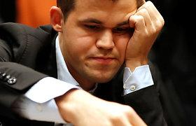 Daugiausiai uždirbęs esporto žaidėjas – pasaulio šachmatų čempionas
