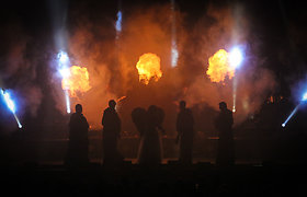 """""""Gregorian"""" koncertas Vilniuje"""