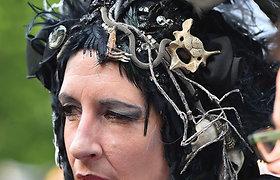 """Didžiausias gotikinės subkultūros renginys """"Wave-Gotik Treffen"""""""