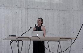 Baltijos paviljono atidarymas Venecijos architektūros bienalėje
