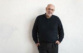 Julija Reklaitė kalbina kuratorių Pippo Ciorra: ar architektūros parodose yra daugiau laisvės?