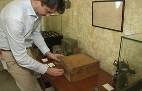 """Turgaus pardavėjas susimovė: už 100 eurų pardavė 45 tūkst. eurų vertą šifravimo mašiną """"Enigma"""""""