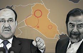 """15min vyksta į Iraką: svarbiausi faktai apie kovą su """"Islamo valstybe"""""""