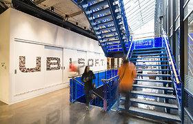 """Monrealyje po melagingo pranešimo apie pagrobtus įkaitus evakuota """"Ubisoft"""" būstinė"""