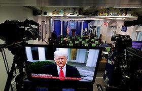 N.Pelosi pasiruošusi pradėti antrąjį prezidento D.Trumpo apkaltos procesą