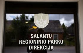 Salantų regioninio parko lankytinos vietos