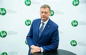 Naujasis LPK prezidentas V.Janulevičius: tokiai mažai šaliai verslo asociacijų yra per daug