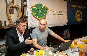 Centro partija-Tautininkai laukia LR Seimo rinkimų rezultatų
