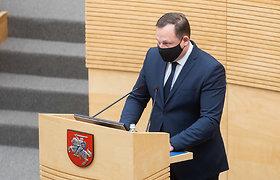 Teisėjų taryba pritarė E.Pašilio skyrimui Vilniaus regiono apylinkės teismo teisėju