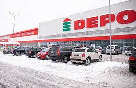 Prekybos centrai atlaisvinus karantino ribojimus