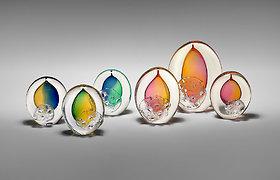 Kūrybiškas verslas: panevėžiečių stiklo gaminiai pripažinti pasaulyje