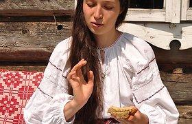 Eglės mergvakaris vyko pagal senąsias tradicijas