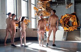 Nuogi Paryžiuje: muziejus atvėrė duris nudistams