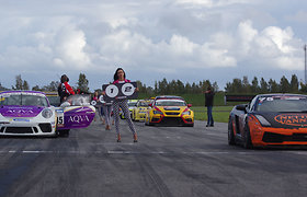 Sekmadienį Estijoje – ir finalų, ir sezono pergalės BaTCC lenktynėse