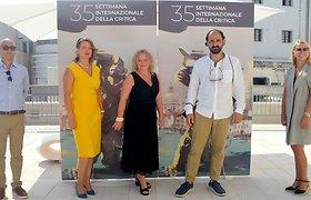 """Venecijos kino festivalyje įvyko Marato Sargsyano filmo """"Tvano nebus"""" pasaulinė premjera"""
