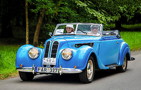Aistros dėl istorinių automobilių: kas nustatys burzgiančių senienų statusą?