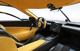 """Koenigsegg Gemera"" hiperautomobilis"