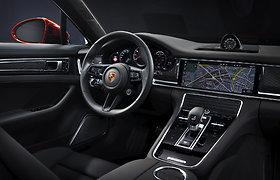 """Naujoji """"Porsche Panamera Turbo S"""""""