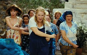 "Filmo ""Mamma Mia!"" kadrai"