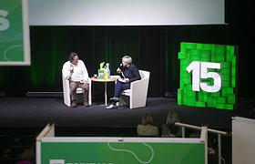 """""""Vilniaus Knygų mugė"""" – trumpi pokalbiai su rašytojais """"Šortai"""""""