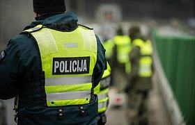 Policijos atstovas: šeštadienį judėjimo kontrolės postuose – ramu, daugiau automobilių važiavo penktadienį po darbo