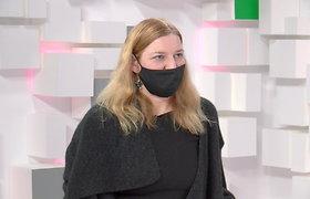 """Vilniaus knygų mugės """"Šortai"""": Giedrė Kazlauskaitė kalbina Antaną A. Jonyną"""