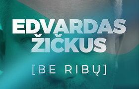 """""""Edvardas Žičkus. Be ribų"""" – naujoji Seimo pirmininkė Viktorija Čmilytė-Nielsen"""