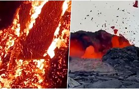 Fagradalsfjalo ugnikalnio išsiveržimas