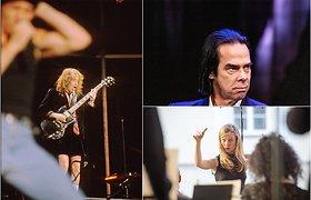 Rudens muzikos albumų TOP20: Nuo M.Gražinytės-Tylos iki prisikėlusių AC/DC ir Kylie Minogue