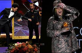 """""""Grammy"""" apdovanojimuose išskirtinai sužibėjo trys atlikėjos"""