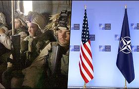 """NATO trauksis iš Afganistano: """"Afganistano ateitis galiausiai yra Afganistano žmonių rankose, kaip ir  turi būti"""""""