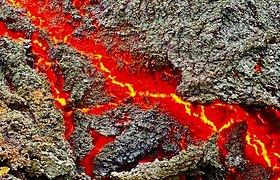 Donato Arlausko kadruose – įspūdingi Islandijoje besiveržiančio ugnikalnio vaizdai