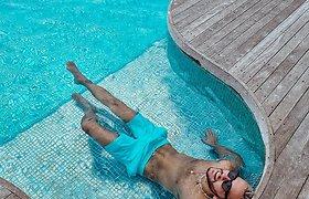 Fotografas Lukas Gricius – apie atostogas Maldyvuose karantino metu ir pavydėtiną jų grožį