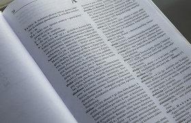 Testas: ar žinote šių 15-os lietuviškų žodžių iš E ir Ė raidžių reikšmes?