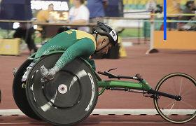 """Netikėtai į neįgaliojo vežimėlį atsisėdęs paralimpietis K.Skučas: """"Sportas padėjo susigrąžinti savivertę"""""""