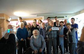 Lietuvos moksleiviai Tel Avive susitiko su išgyvenusiais Holokaustą litvakais: kai kurie augo tose pačiose gatvėse