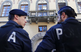 Barselonoje suimtas svarbus Italijos mafijos vadeiva