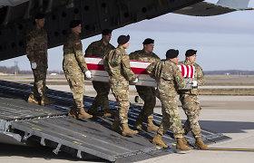 JAV pajėgos Afganistane pateko į visišką aklavietę