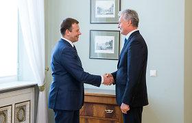 Ar G.Nausėdos ir V.Šapokos duetas įveiks mokesčių lengvatų gynėjų armiją?