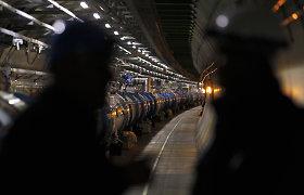 Planuojamas naujas, už LHC galingesnis dalelių greitintuvas, telpantis kambaryje